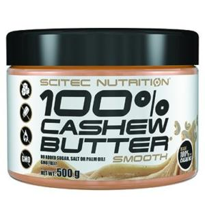 100% Cashew Butter Smooth od Scitec 500 g