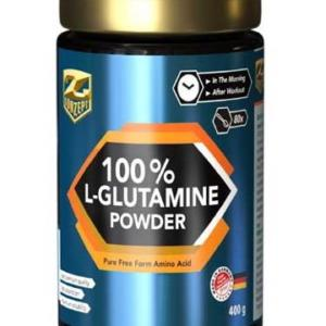 100% L-Glutamine Powder od Z-Konzept 400 g