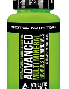Advanced Multimineral Athletic Line - Scitec 60 tbl.