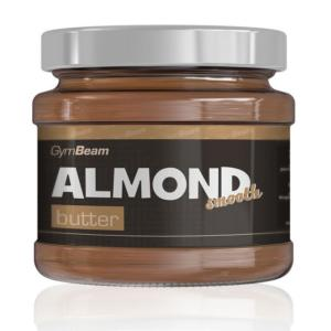 Almond Butter - GymBeam 340 g Smooth