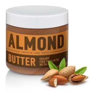 Almond Butter Smooth and Soft - Sizeandsymmetry 500 g Smooth and Soft