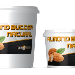Almond Butter - Still Mass 500 g Natural