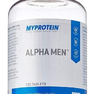 Alpha Men - MyProtein 120 tbl.