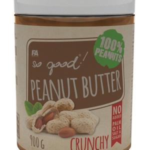 Arašídové máslo: Peanut Butter od Fitness Authority 900 g Smooth