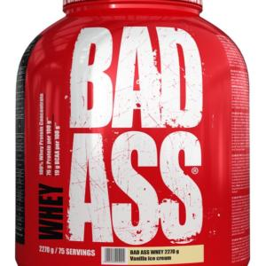 BAD ASS Whey od BAD ASS 2270 g White Choco Cranberry
