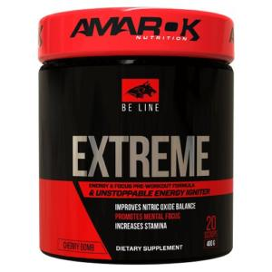 Be Line Extreme - Amarok Nutrition 400 g Cherry Bomb