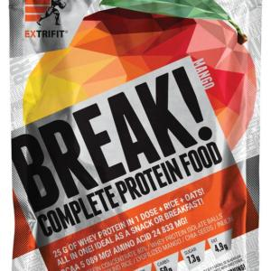 Break! Complete Protein Food od Extrifit 90 g Strawberry