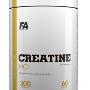 Creatine HCL od Fitness Authority 300 g Apricot