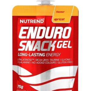 ENDUROSNACK Gel sáček - Nutrend 75 g Green Apple