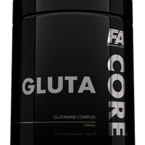 GLUT Core - Fitness Authority 400 g Pomaranč