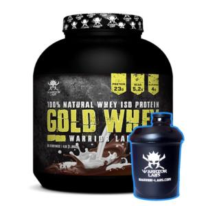 Gold Whey - Warrior Labs 1800 g Vanilla Biscuits