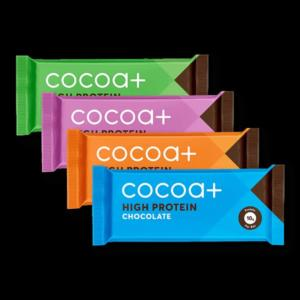 High Protein Chocolate - Cocoa + 40 g Mint