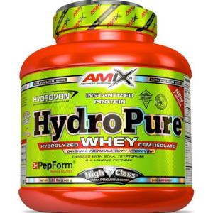 HydroPure Whey Protein - Amix 1600 g French Strawberry Yogurt
