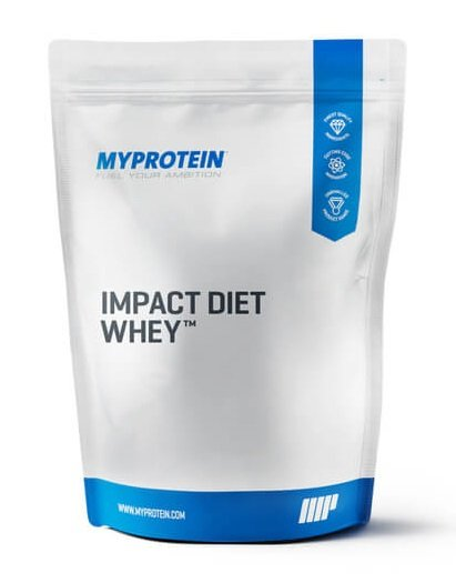 Impact Diet Whey - MyProtein 2500 g Strawberry Shortcake