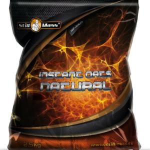 Instant Oats - Still Mass 2500 g Banana