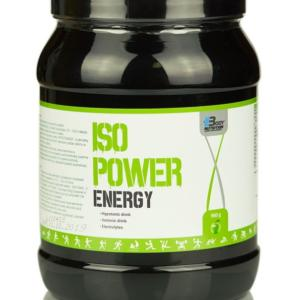 Iso Power Energy - Body Nutrition 480 g Citrón
