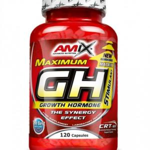 Maximum GH Stimulant - Amix 120 kaps.
