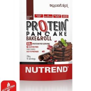 Protein Pancake Bake & Roll - Nutrend 750 g Natural