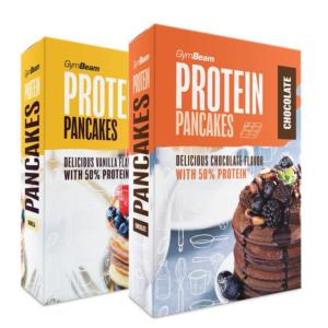 Protein Pancake Mix - GymBeam 500 g Blueberries