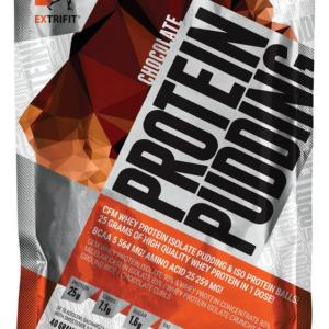 Protein Pudding od Extrifit 40 g Strawberry