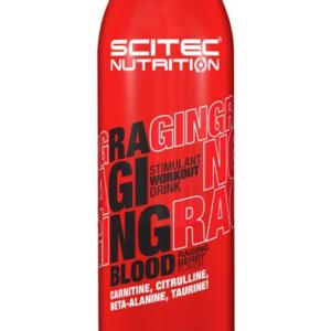 Raging Blood Original od Scitec 250 ml. Berry
