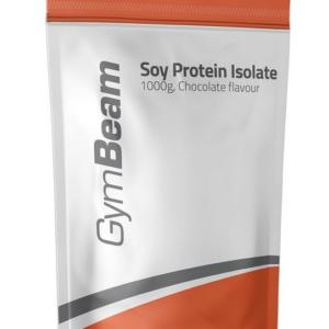 Soy Protein Isolate - GymBeam 1000 g Vanilla
