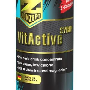 VitActive + L-Carnitine od Z-Konzept 1000 ml. Orange